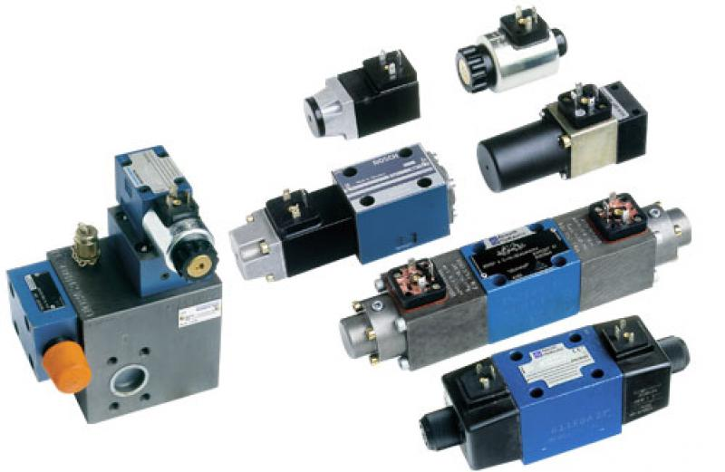 Components and control systems for hydraulic circuits