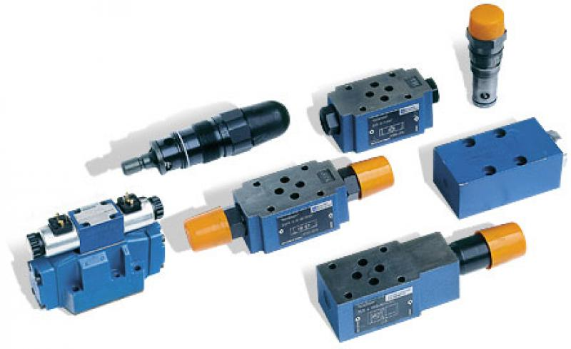 Components for hydraulic systems: