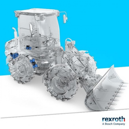 Rexroth Hydraulic Start-Stop HSS